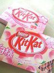 KitKat さくらとサクランボの春便り&白桃