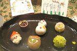 三原堂 クリスマス和菓子